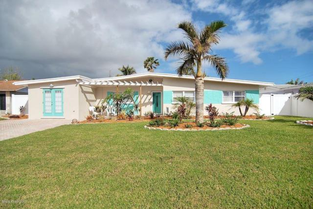 204 Martin Street, Indian Harbour Beach, FL 32937 (MLS #798986) :: Better Homes and Gardens Real Estate Star
