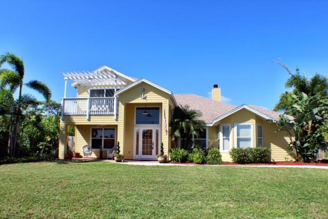 1575 S Banana River Drive S, Merritt Island, FL 32952 (MLS #799002) :: Better Homes and Gardens Real Estate Star