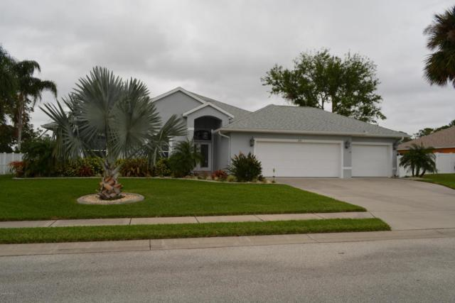 351 Treasure Lagoon Lane, Merritt Island, FL 32953 (MLS #799011) :: Better Homes and Gardens Real Estate Star