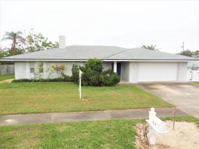 215 Birch Avenue, Melbourne Beach, FL 32951 (MLS #799019) :: Better Homes and Gardens Real Estate Star