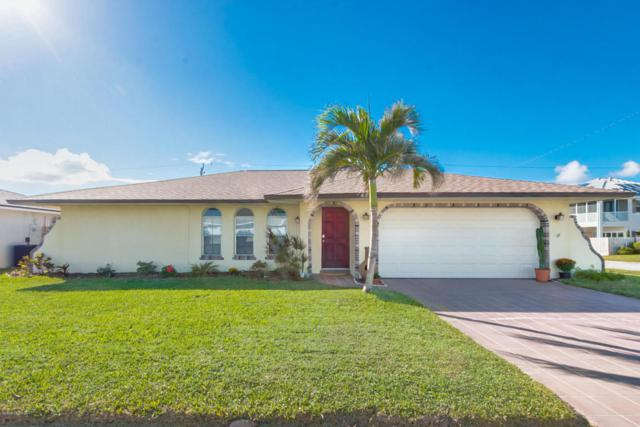 750 Poinsetta Drive, Satellite Beach, FL 32937 (MLS #799026) :: Better Homes and Gardens Real Estate Star
