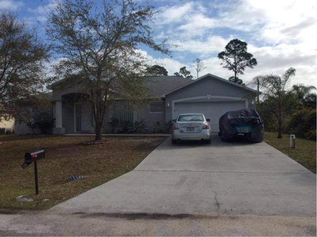 2977 Triangle Road SE, Palm Bay, FL 32909 (MLS #799029) :: Better Homes and Gardens Real Estate Star