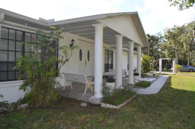 525 E Hall Road E, Merritt Island, FL 32953 (MLS #799132) :: Premium Properties Real Estate Services
