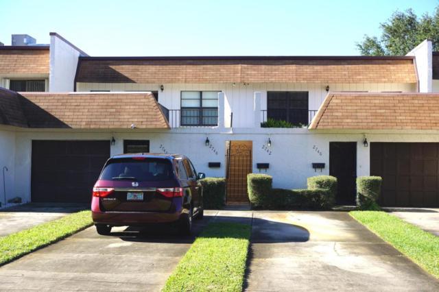 2746 Demaret Drive #512, Titusville, FL 32780 (MLS #799437) :: Pamela Myers Realty