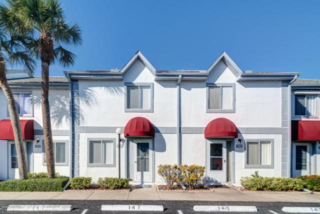 147 Seaport Boulevard #22, Cape Canaveral, FL 32920 (MLS #799479) :: Premium Properties Real Estate Services