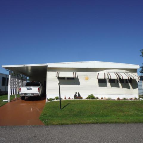 5388 Bannock Street #8, Micco, FL 32976 (MLS #799495) :: Premium Properties Real Estate Services