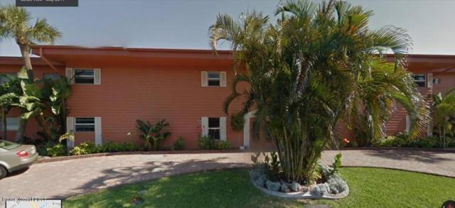 220 Columbia Drive #25, Cape Canaveral, FL 32920 (MLS #799788) :: Premium Properties Real Estate Services