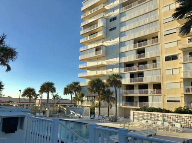 877 N Highway A1a #701, Indialantic, FL 32903 (MLS #799803) :: Premium Properties Real Estate Services
