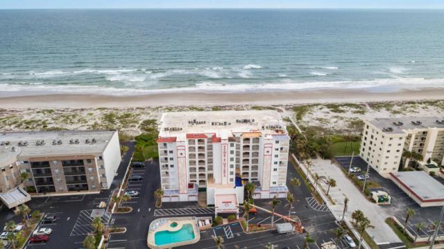 301 N Atlantic Avenue #803, Cocoa Beach, FL 32931 (MLS #799966) :: Pamela Myers Realty