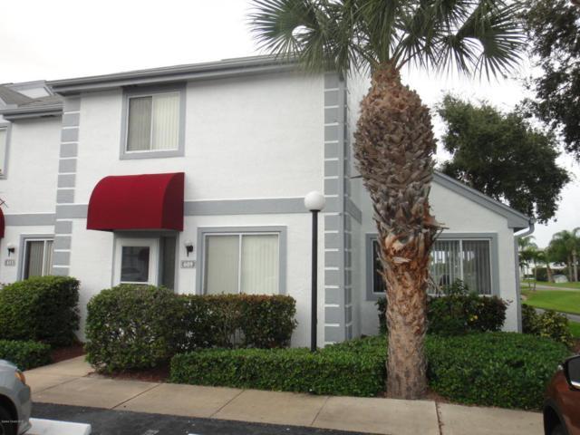 609 Seaport Boulevard #244, Cape Canaveral, FL 32920 (MLS #800003) :: Premium Properties Real Estate Services