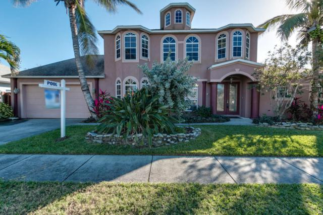 447 Lighthouse Landing Street, Satellite Beach, FL 32937 (MLS #800088) :: Premium Properties Real Estate Services