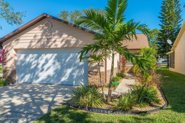 3016 Dunhill Drive, Cocoa, FL 32926 (MLS #800397) :: Premium Properties Real Estate Services
