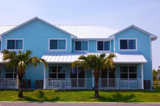104 Parrotfish Lane #102, Merritt Island, FL 32953 (MLS #800418) :: Pamela Myers Realty