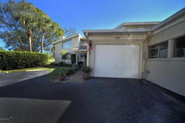 145 Augusta Way, Melbourne, FL 32940 (MLS #800466) :: Premium Properties Real Estate Services