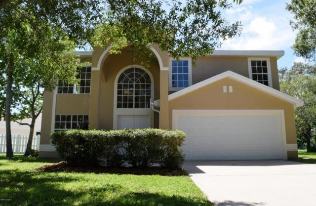 6956 Hammock Lakes Drive, Melbourne, FL 32940 (MLS #800468) :: Premium Properties Real Estate Services