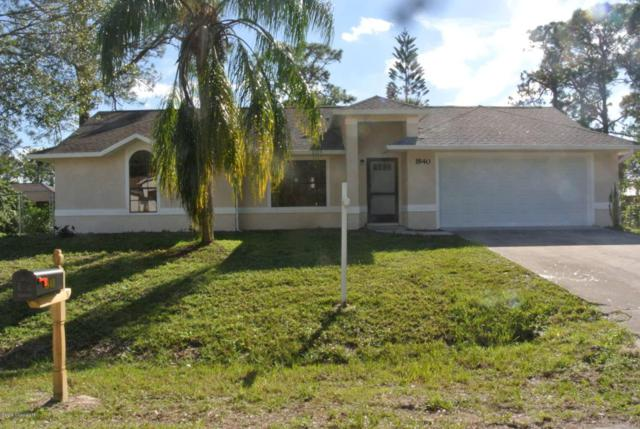 1840 Hays Street NW, Palm Bay, FL 32907 (MLS #800471) :: Premium Properties Real Estate Services