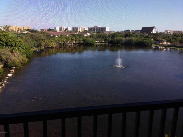 3613 S Banana River Boulevard D-402, Cocoa Beach, FL 32931 (MLS #800483) :: Pamela Myers Realty