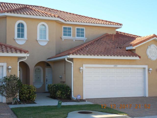 1243 Etruscan Way #103, Indian Harbour Beach, FL 32937 (MLS #800615) :: Premium Properties Real Estate Services