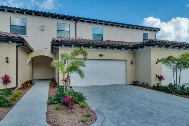 740 Lanai Circle #103, Indian Harbour Beach, FL 32937 (MLS #800984) :: Better Homes and Gardens Real Estate Star