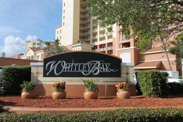 93 Delannoy Avenue #801, Cocoa, FL 32922 (MLS #801222) :: Premium Properties Real Estate Services