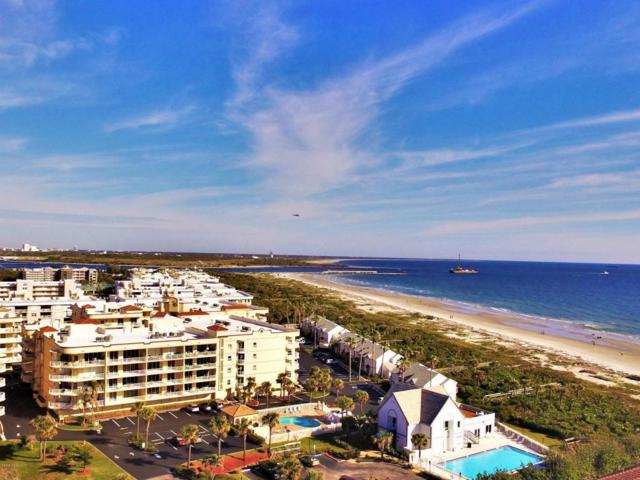 817 Mystic Drive #206, Cape Canaveral, FL 32920 (MLS #801365) :: Premium Properties Real Estate Services