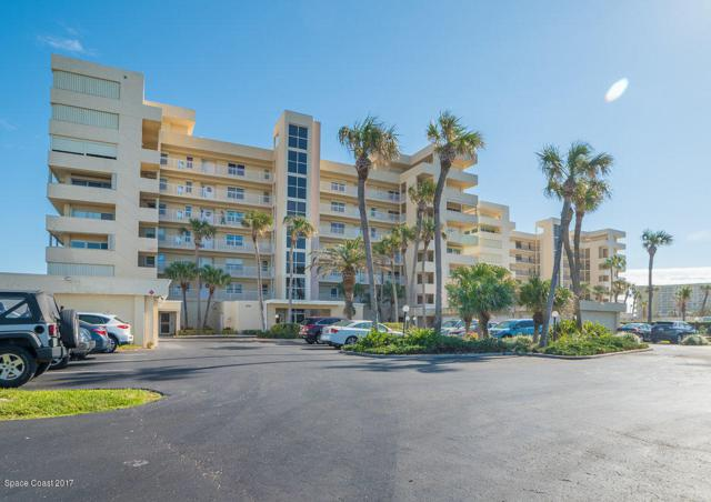 2727 N Highway A1a #401, Indialantic, FL 32903 (MLS #801368) :: Premium Properties Real Estate Services