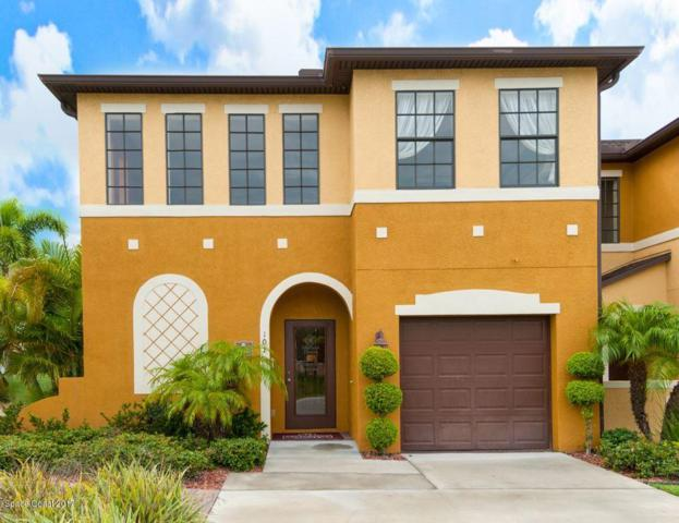 1415 Lara Circle #106, Rockledge, FL 32955 (MLS #801562) :: Platinum Group / Keller Williams Realty