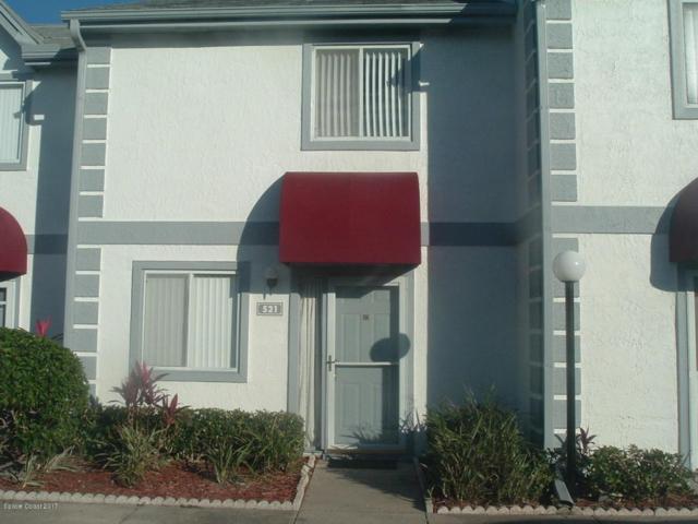 521 Seaport Boulevard #198, Cape Canaveral, FL 32920 (MLS #801950) :: Premium Properties Real Estate Services