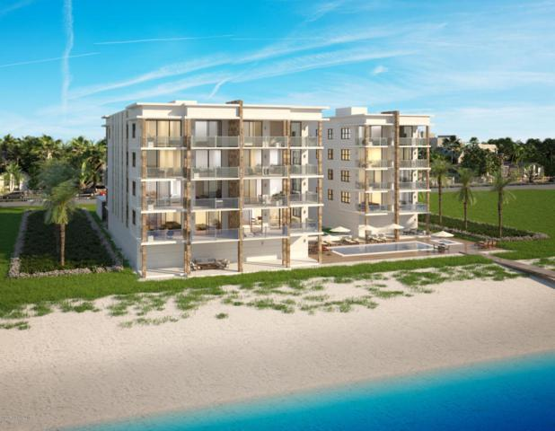 1625 N Highway A1a #402, Indialantic, FL 32903 (MLS #801980) :: Pamela Myers Realty