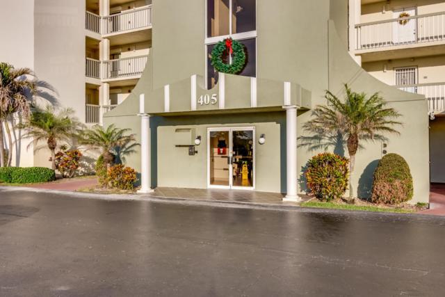 405 Highway A1a #321, Satellite Beach, FL 32937 (MLS #802098) :: Premium Properties Real Estate Services