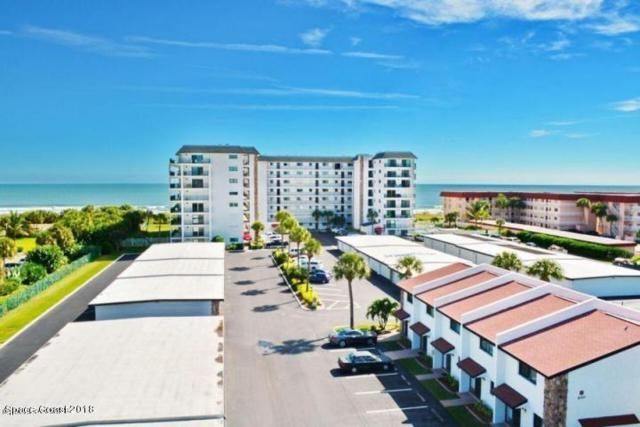 650 N Atlantic Avenue #203, Cocoa Beach, FL 32931 (MLS #802417) :: Pamela Myers Realty