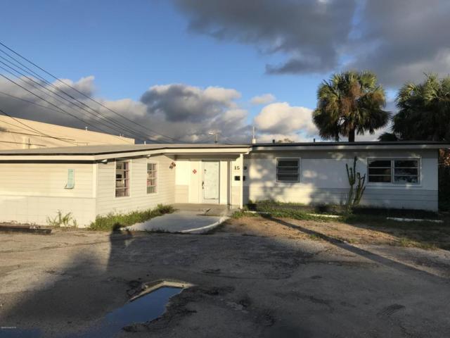 1509 Airport Boulevard, Melbourne, FL 32901 (MLS #802647) :: Pamela Myers Realty