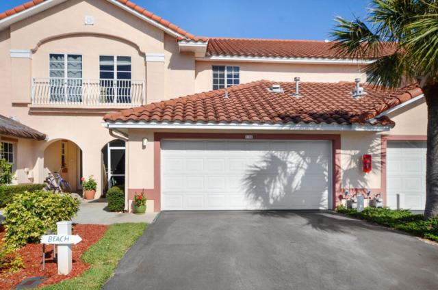 138 Manny Lane #29, Cape Canaveral, FL 32920 (MLS #802695) :: Pamela Myers Realty
