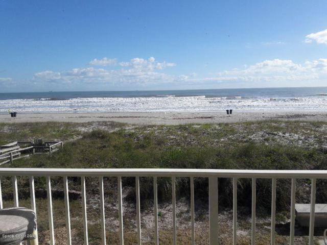 55 S Atlantic Avenue 4-19, Cocoa Beach, FL 32931 (MLS #802756) :: The Keith Brodsky Team with RE/MAX Classic