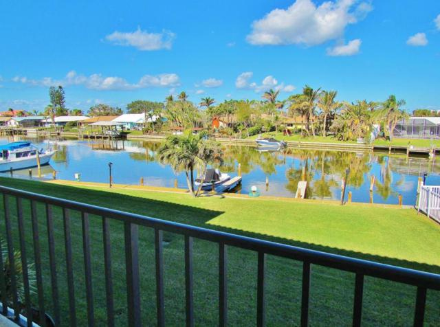 300 S Banana River Boulevard #206, Cocoa Beach, FL 32931 (MLS #802757) :: Premium Properties Real Estate Services