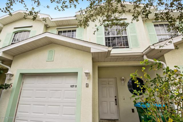 127 Anchorage Avenue #3, Cape Canaveral, FL 32920 (MLS #802763) :: The Keith Brodsky Team with RE/MAX Classic