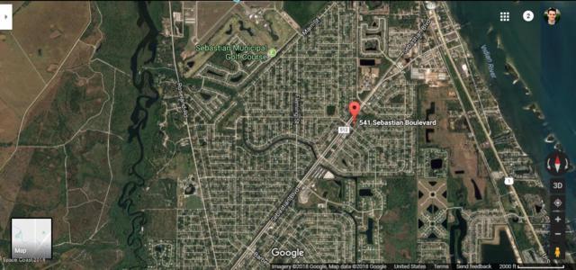 541 Sebastian Boulevard, Sebastian, FL 32958 (MLS #802779) :: Premium Properties Real Estate Services