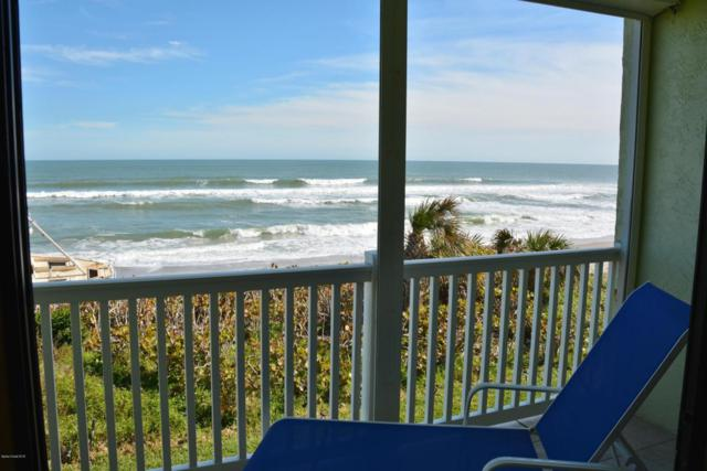 2589 Highway A1a #105, Melbourne Beach, FL 32951 (MLS #802820) :: The Keith Brodsky Team with RE/MAX Classic