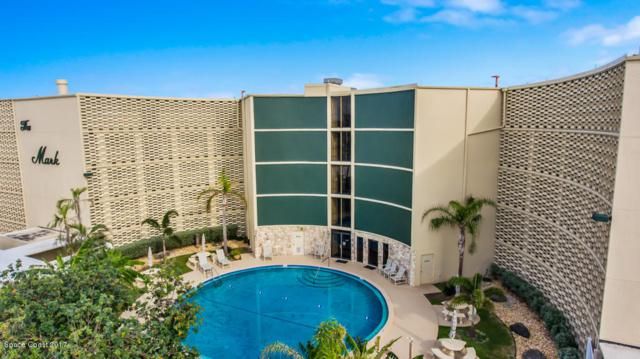 4850 Ocean Beach Boulevard #301, Cocoa Beach, FL 32931 (MLS #802838) :: The Keith Brodsky Team with RE/MAX Classic