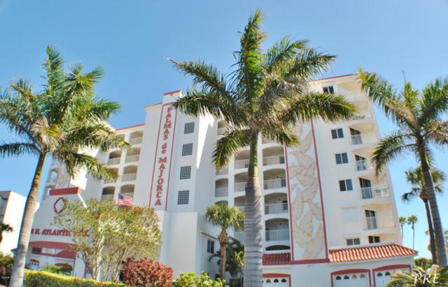 301 N Atlantic Avenue #205, Cocoa Beach, FL 32931 (MLS #802884) :: The Keith Brodsky Team with RE/MAX Classic