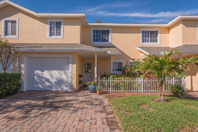 2463 Hemingway Lane #105, Merritt Island, FL 32953 (MLS #802960) :: The Keith Brodsky Team with RE/MAX Classic