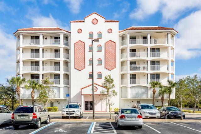 801 Del Rio Way #203, Merritt Island, FL 32953 (MLS #802993) :: Pamela Myers Realty