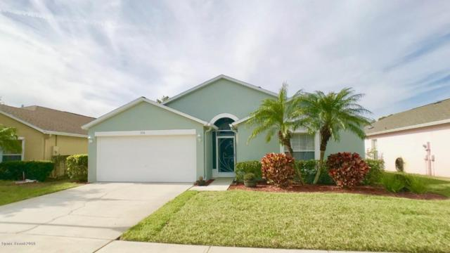 974 Villa Drive, Melbourne, FL 32940 (MLS #803084) :: The Keith Brodsky Team with RE/MAX Classic