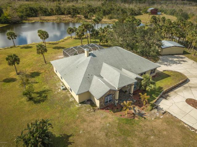 3571 Fox Wood Drive #7, Titusville, FL 32780 (MLS #803088) :: The Keith Brodsky Team with RE/MAX Classic