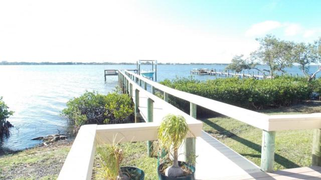802 Loggerhead Island Drive, Satellite Beach, FL 32937 (MLS #803145) :: Better Homes and Gardens Real Estate Star