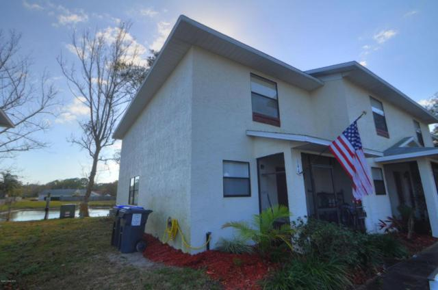 144 Mcneela Drive #144, Titusville, FL 32796 (MLS #803217) :: Premium Properties Real Estate Services