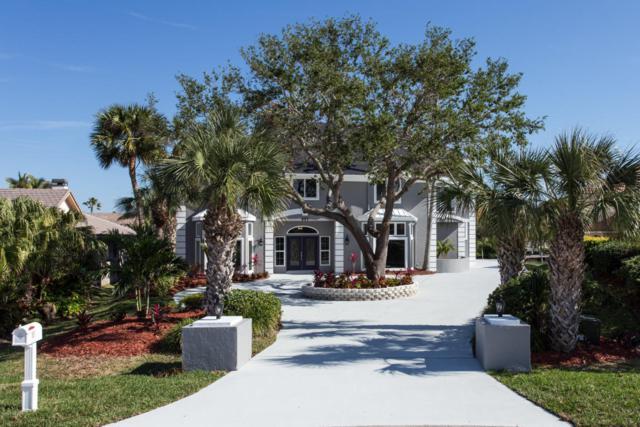 557 Lanternback Island Drive, Satellite Beach, FL 32937 (MLS #803462) :: Better Homes and Gardens Real Estate Star