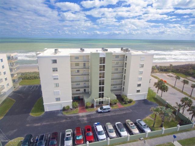 407 Highway A1a #433, Satellite Beach, FL 32937 (MLS #804331) :: Pamela Myers Realty