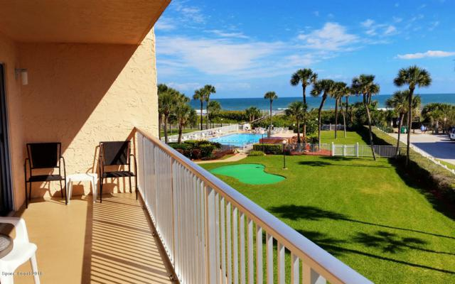 220 Young Avenue #39, Cocoa Beach, FL 32931 (MLS #804963) :: Premium Properties Real Estate Services