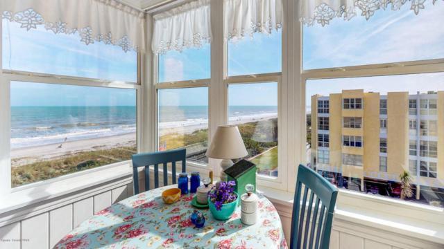 4700 Ocean Beach Boulevard #525, Cocoa Beach, FL 32931 (MLS #805160) :: Premium Properties Real Estate Services